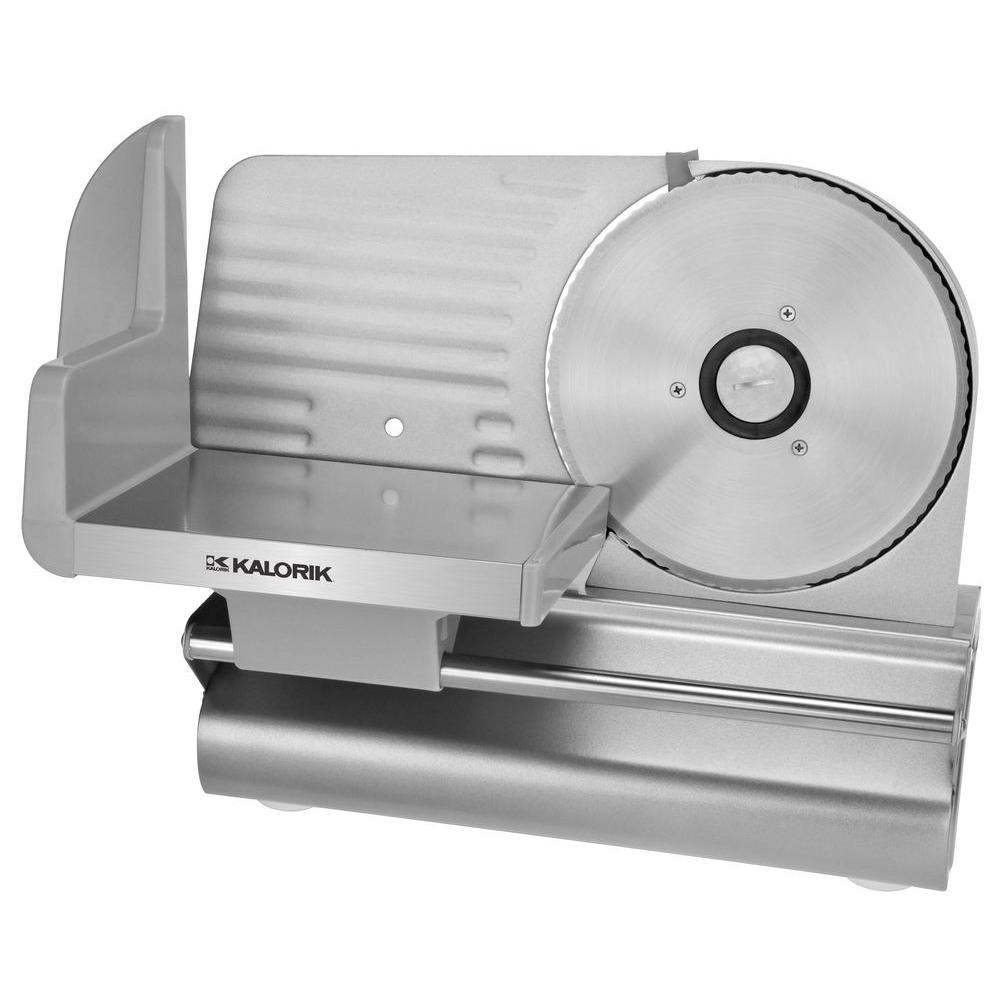 KALORIK 7.5 in. Meat Slicer