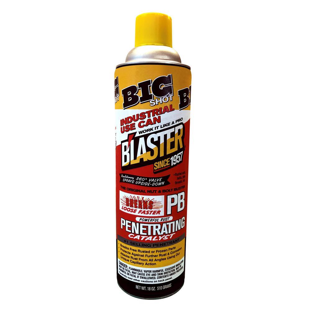 Blaster 18 oz. Aerosol Penetrant and Lubricant