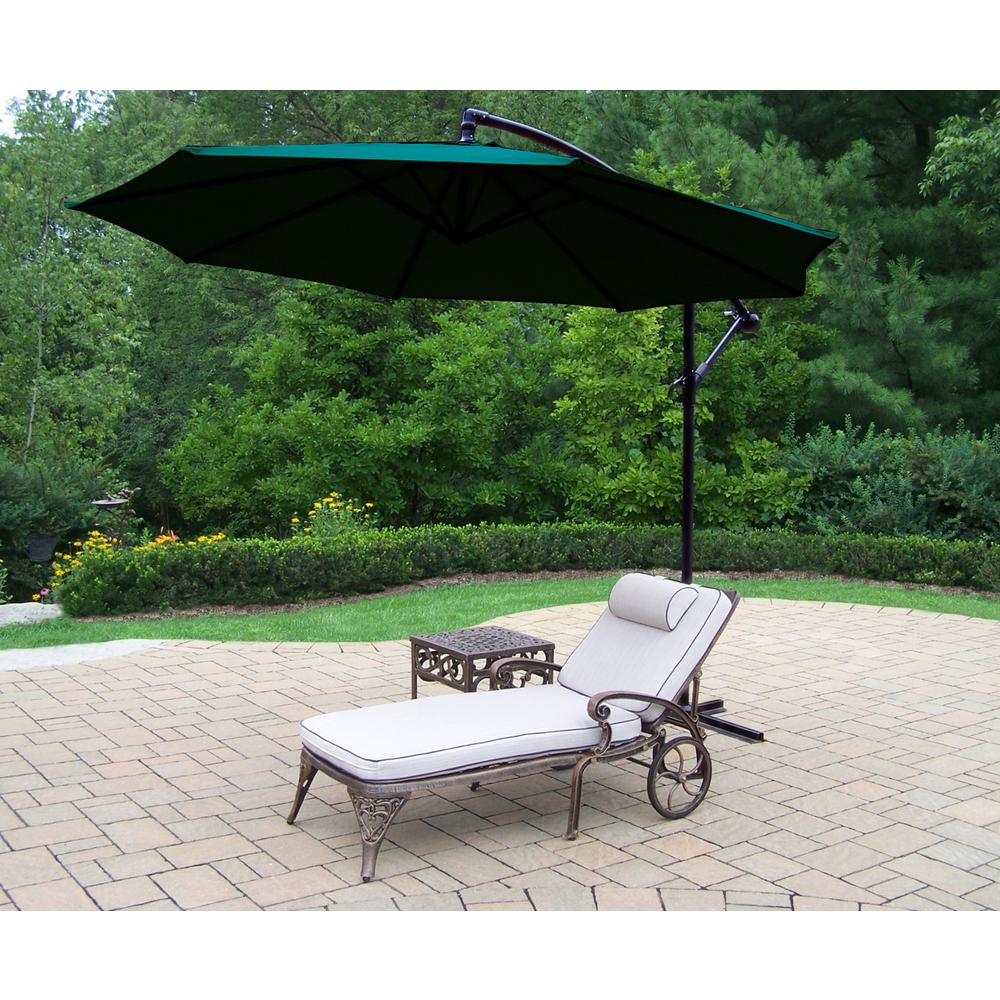 Leisure Season Patio Swing Bed With Canopy Sbwc402 The