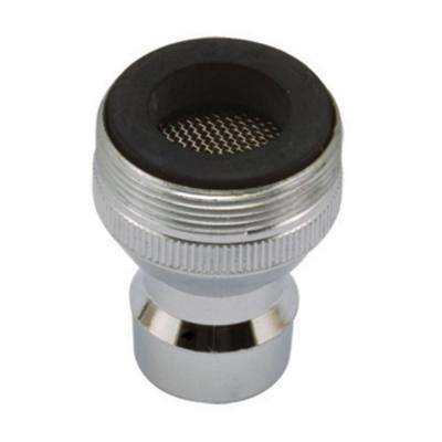 1/2 in. Solid-Brass Small Snap Fitting Adapter