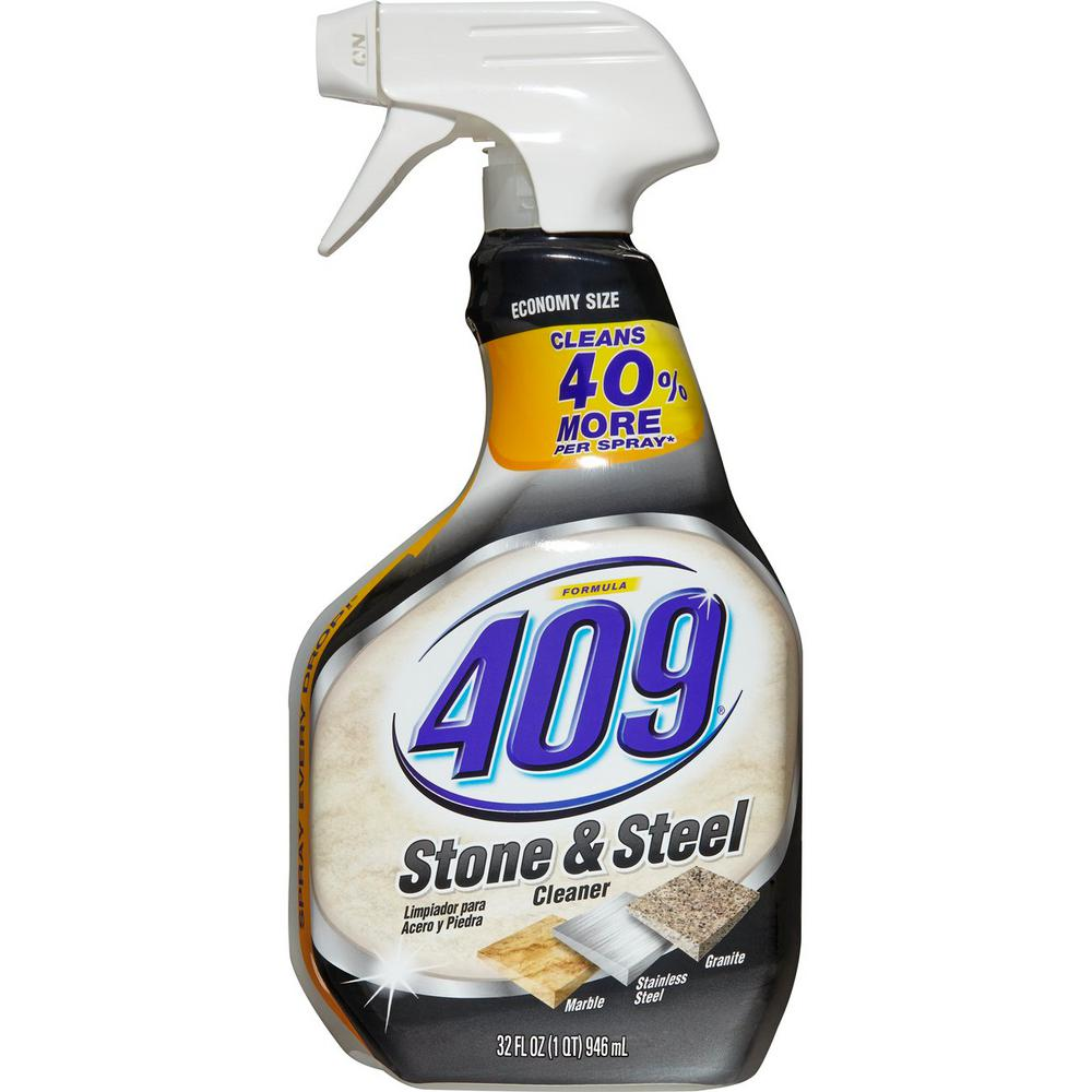 Formula 409 32 Oz Stone And Steel Cleaner