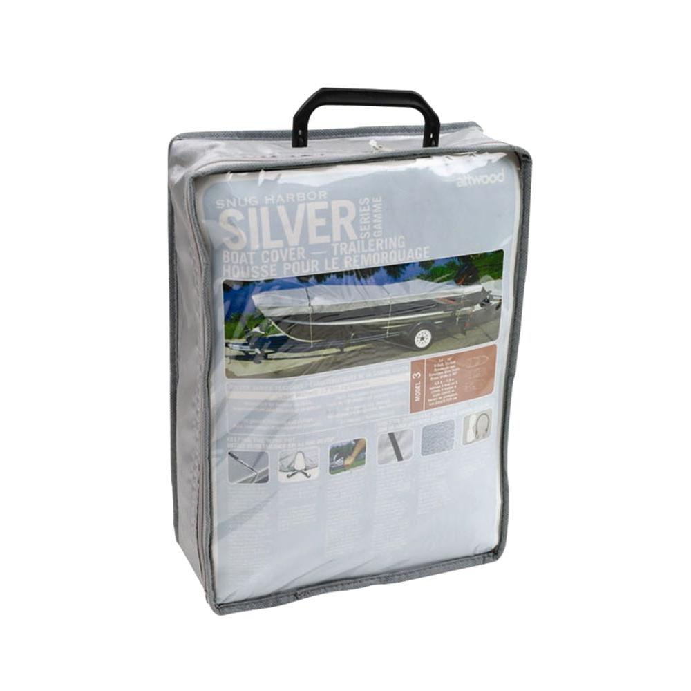 14 ft. - 16 ft. Silver Series Boat Cover