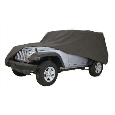 PolyPro lll Jeep Cover