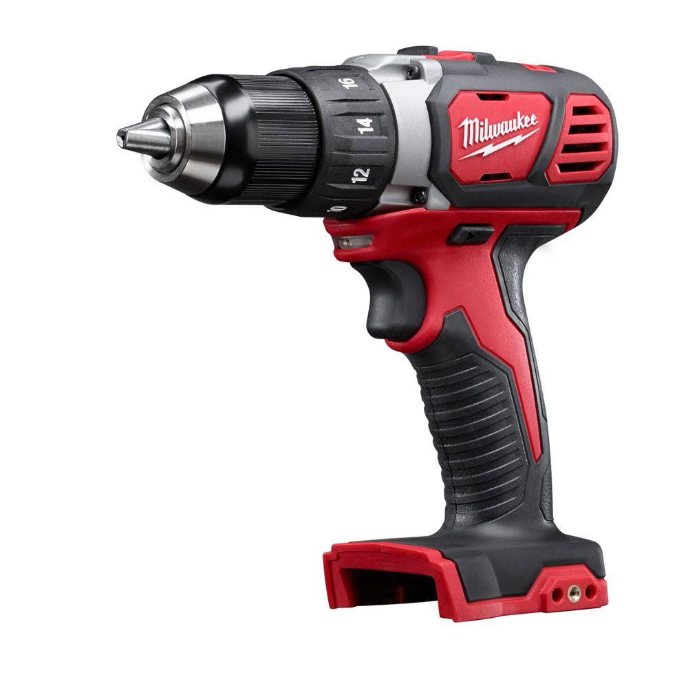 Milwaukee M18 18-Volt Lithium-Ion Cordless 1/2 in. Drill Driver