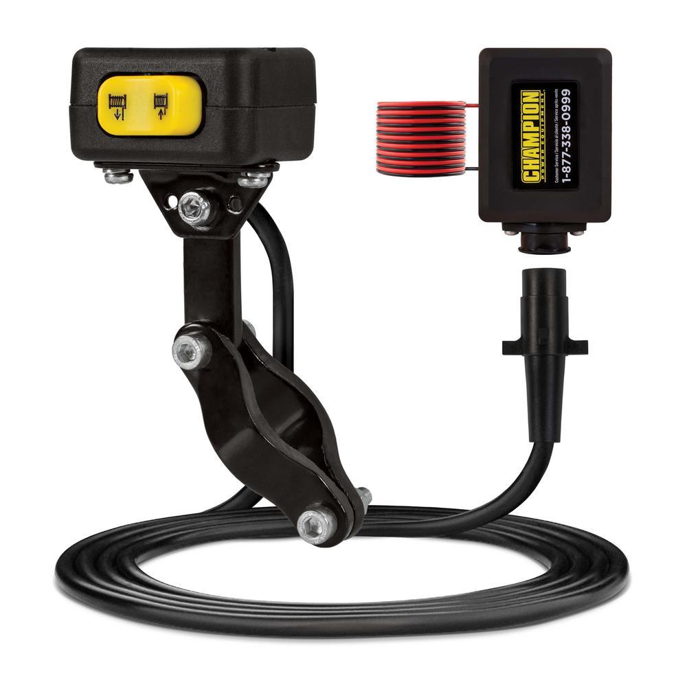 Champion Power Equipment Rocker Switch Remote on