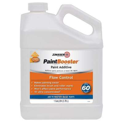 1 gal. Paint Booster Flow Control Additive for Water-Based Paint (Case of 2)