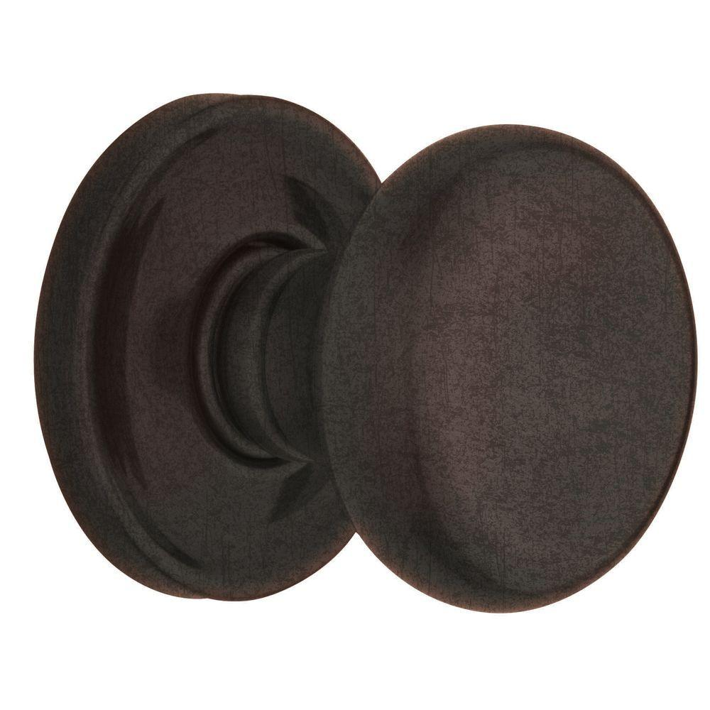 Estate Classic Distressed Venetian Bronze Bed/Bath Knob