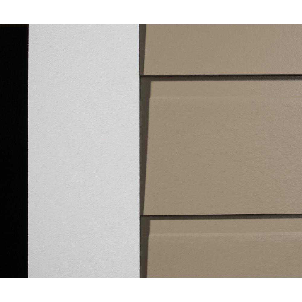 James Hardie HardieTrim HZ10  75 in  x 3 5 in  x 144 in  Fiber Cement  Smooth Primed Trim Board