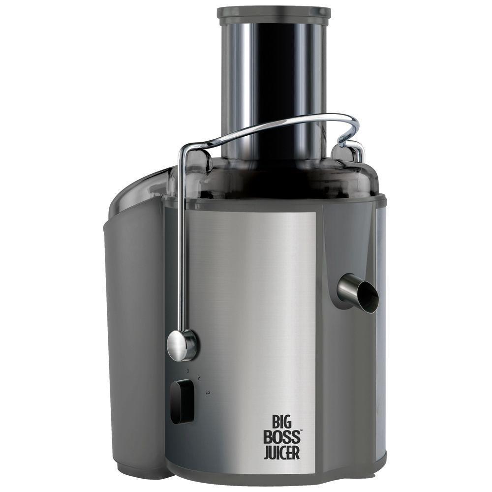 Big Boss 700 Watt Stainless Steel 2 Speed Juicer