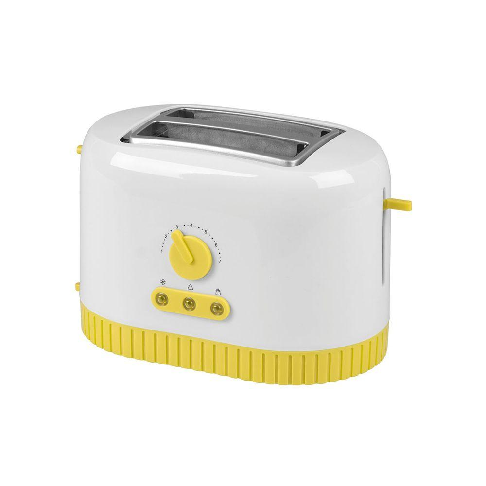 KALORIK Coordinates Collection 2-Slice Toaster in Yellow-DISCONTINUED