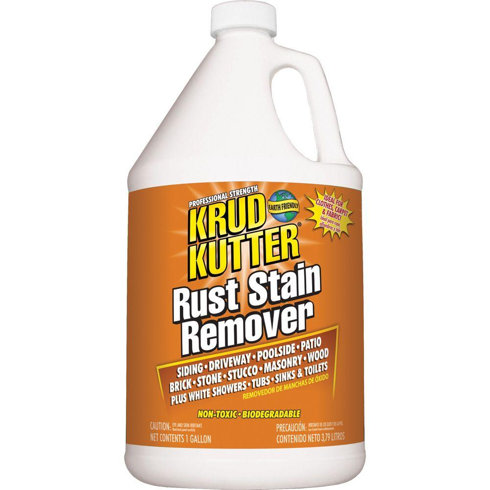 Krud Kutter 1-gal. Rust Stain Remover