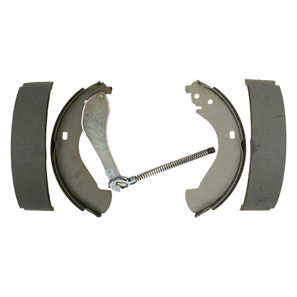 Drum Brake Shoe-Bonded Rear ACDelco Advantage 14855B