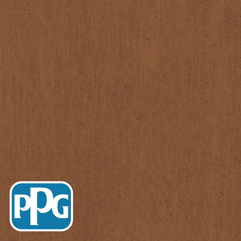 1 gal. TPO-10 Mahogany Transparent Penetrating Wood Oil Exterior Stain Low