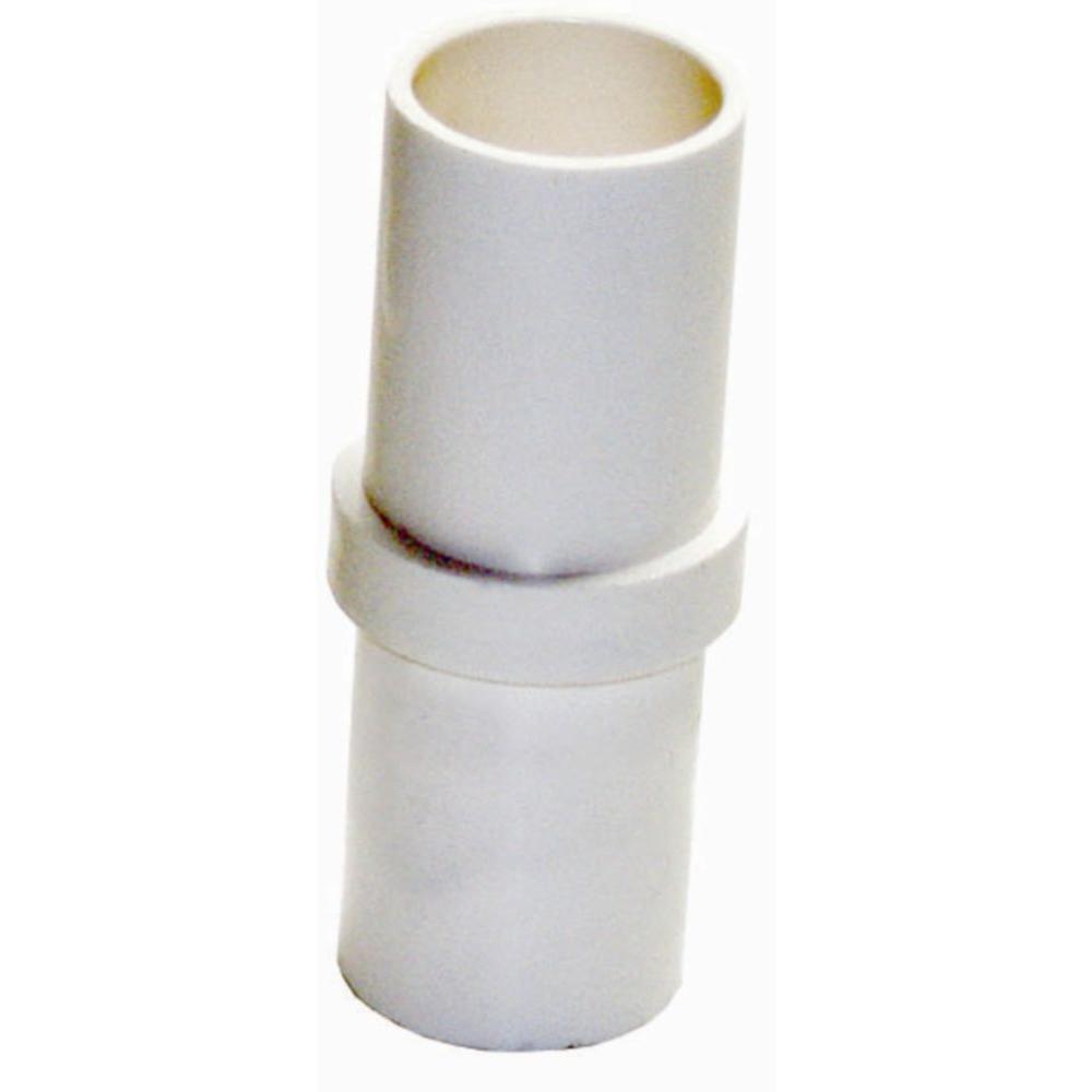 1-1/4 in. Plastic Inside Flush Coupling