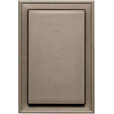 8.25 in. x 12.0625 in. #095 Clay Jumbo Universal Mounting Block