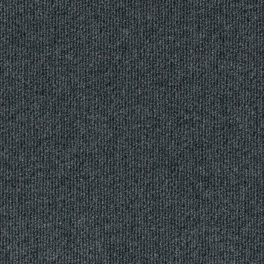 TrafficMASTER Ribbed Gunmetal Texture 18 in. x 18 in ...
