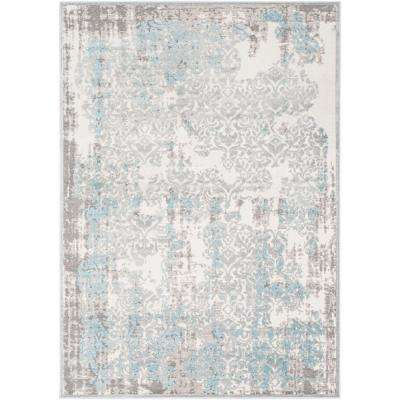 Ascroft Ivory 5 ft. x 7 ft. Area Rug