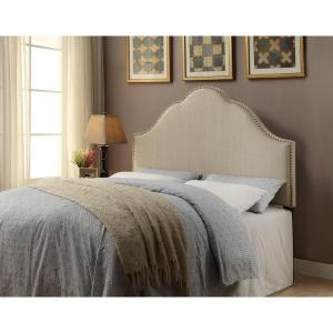 Taupe Queen Headboard