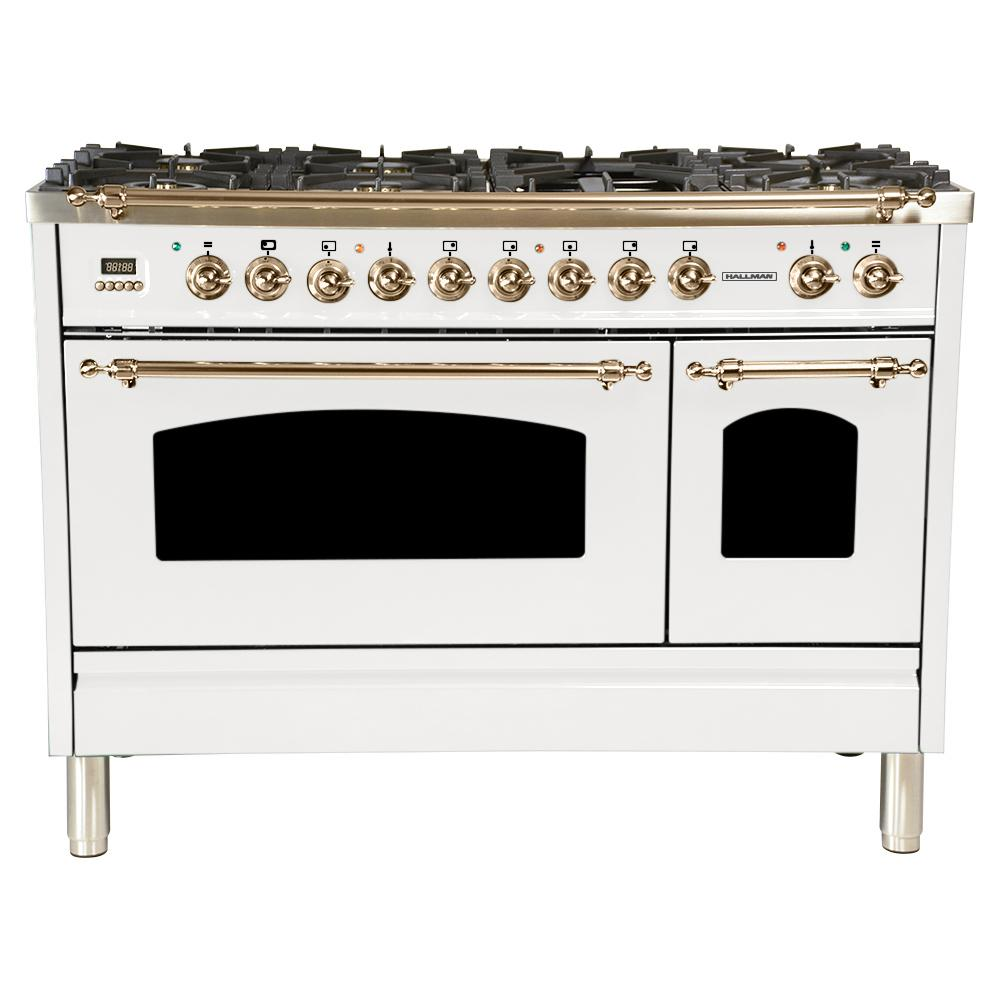 Double Oven Dual Fuel Ranges - Dual Fuel Ranges - The Home ...