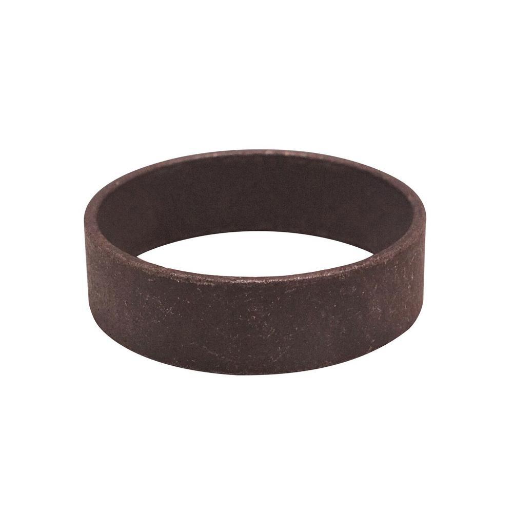 1 in. Copper Crimp Ring (25-Pack)