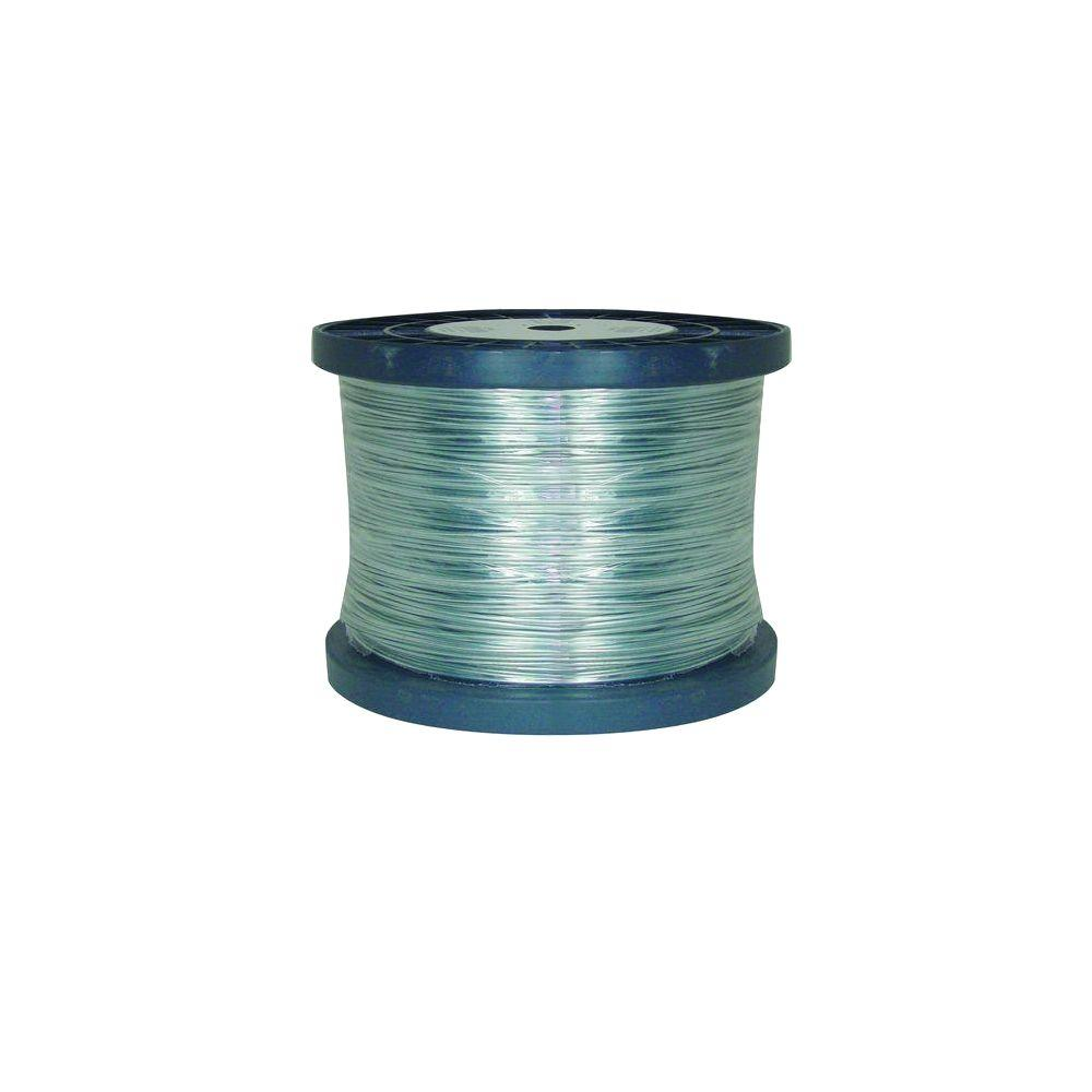 Field Guardian 1/4 Mile 17-Gauge Galvanized Steel Wire