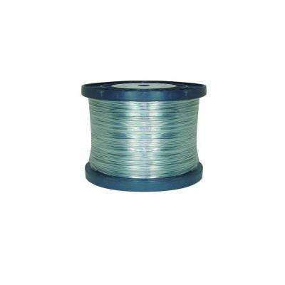 1/4 Mile 17-Gauge Galvanized Steel Wire