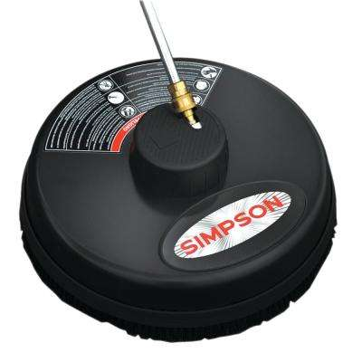 3,600 psi 15 in. Surface Cleaner with Quick Connect Plug