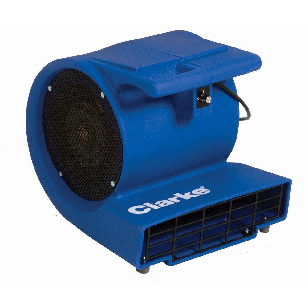 Floor Drying Fans : Clarke direct air commercial grade speed blower carpet