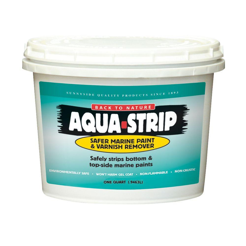 Ready-Strip 32 oz. Safe Marine Paint and Varnish Remover ...