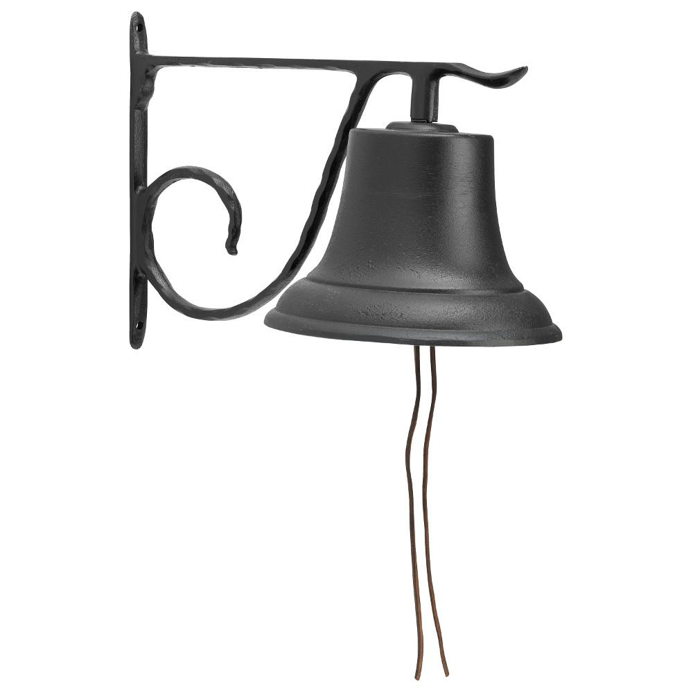 Whitehall Products Black Large Country Bell