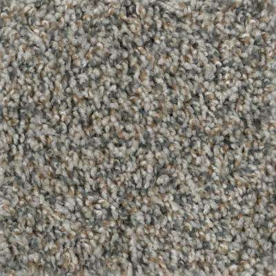 Prancer - Color Woodland Texture 12 ft. Carpet
