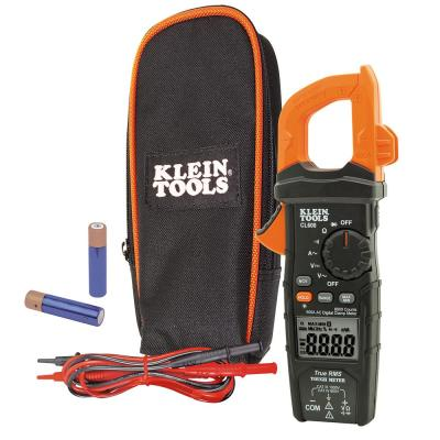 600 Amp AC True RMS Auto-Ranging Digital Clamp Meter
