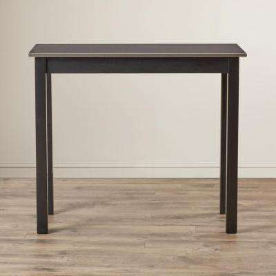 Carter Black Bar Table