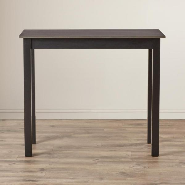 Carolina Cottage Carter Black Bar Table