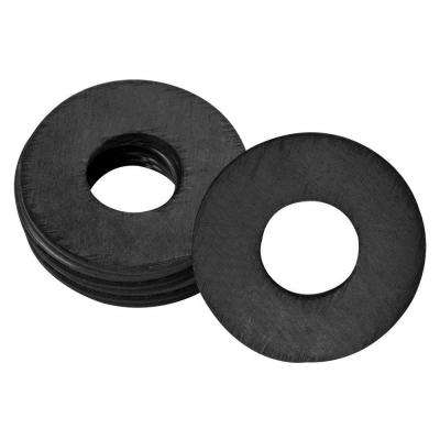 UltraView 1/4 in. x 28 in. Grease Fitting Washers in Black (25 per Bag)