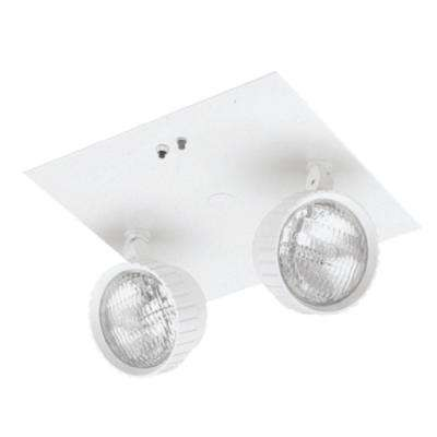 Emergency Amp Exit Lights Commercial Lighting The Home Depot