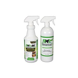 RMR-86 32 oz. Instant Mold Stain Remover and Botanical Multi- Surface Cleaner and Treatment (2-Pack) by RMR-86