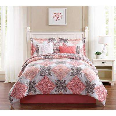 Studio 17 Mallory 7-Piece King Comforter Set