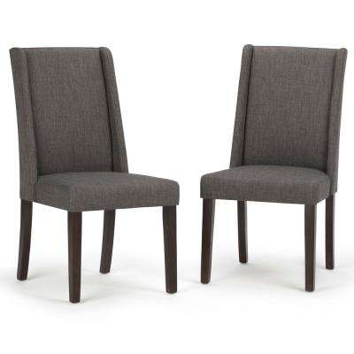 Sotheby Slate Grey Dining Chair (Set of 2)
