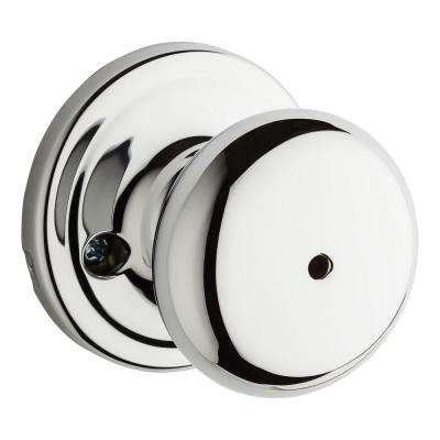 Hancock Polished Chrome Privacy Knob