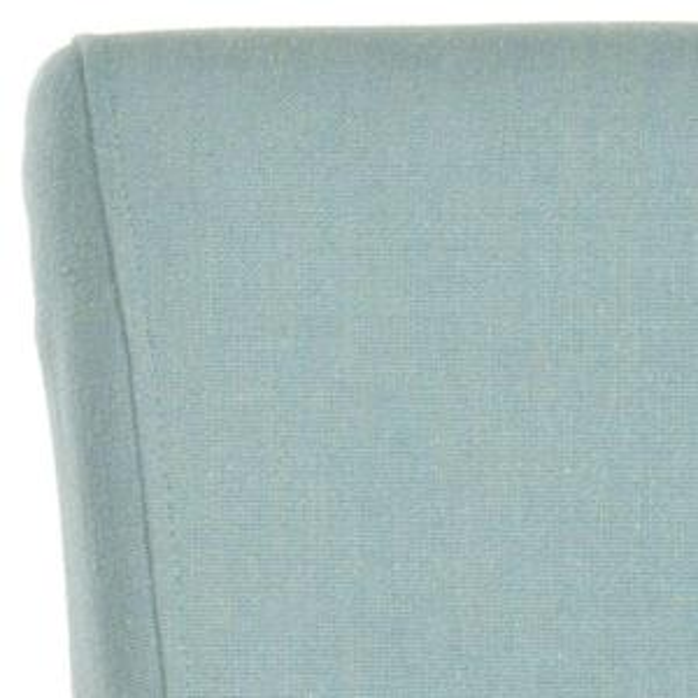 Stupendous Safavieh Seth 25 9 In Sky Blue Cushioned Bar Stool Mcr4509H Lamtechconsult Wood Chair Design Ideas Lamtechconsultcom