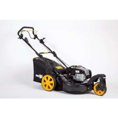 21 in. 3-n-1 Zero-Turn Self-Propelled Gas High Wheel Walk Behind Mower with B&S 725is, 163 cc Engine with InStart