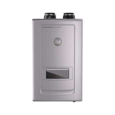 Performance Platinum 11 GPM Natural Gas High Efficiency Indoor Recirculating Tankless Water Heater
