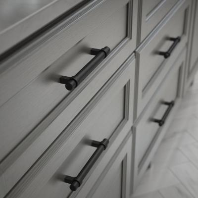 Farmhouse Drawer Pulls Cabinet Hardware The Home Depot