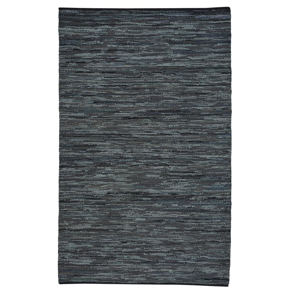 Zions View Dark Ash 7 ft. x 9 ft. Area Rug