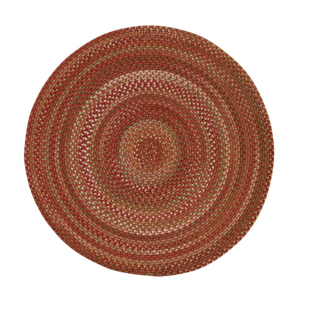 Capel Applause Rosewood 7 ft. 6 in. Round Area Rug