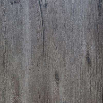 Slate 9 in. x 70.87 in. Extra Wide Click Engineered Luxury Vinyl Plank (17.72 sq. ft. / case)