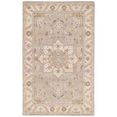 Drizzle 9 ft. x 12 ft. Oriental Area Rug