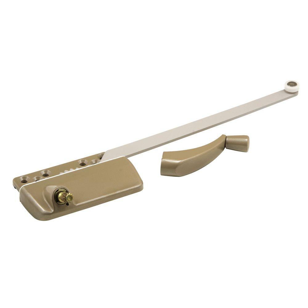 9-1/2 in. Coppertone Single-Arm Right-Hand Casement Operator