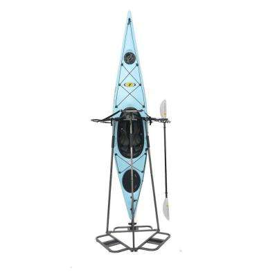 Glacik Vertical Storage Rack for 3 Kayak or 6 SUP Paddle Boards